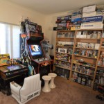 James Matson's Awesome Game Room Tour