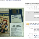 MEGA RARE GREAT GIANA SISTERS ON EBAY!!!