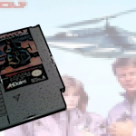 Airwolf Review: C64 & Nintendo Entertainment System