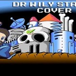 Mega Man 2 – Dr. Wily Stage 1 Cover – Retro Game Remix
