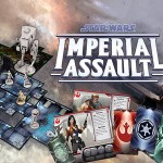 Imperial Assault- Star Wars in Boardgame form