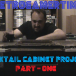 Cocktail Cabinet Project- Part 1- The Beginning