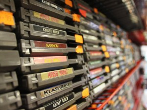 there-were-stacks-and-stacks-of-old-game-cartridges-for-the-nes