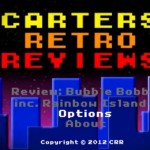 Carters Retro Reviews – Bubble Bobble inc Rainbow Island / Sega Saturn