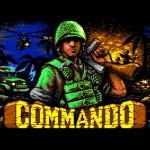 New updated Commando for the C64