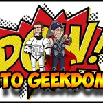 +3 To Geekdom Podcast Episode 1 – It Begins!
