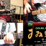 Double Dragon – Title Theme (Hard Rock Cover) – Retro Game Remix